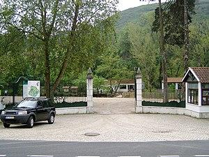 Tapada Nacional de Mafra - Porta do Codeçal, the main entrance