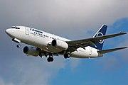 A TAROM 737-700