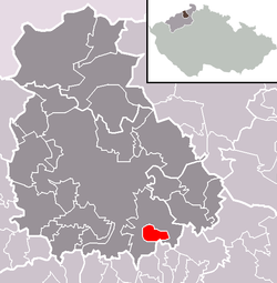 Location of Tašov