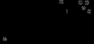 Taurolithocholic acid - Image: Taurolithocholic acid