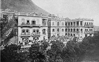 Queen's College, Hong Kong - Image: Tcitp d 131 queen's college