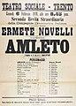 Teatro Sociale – Trento. Giovedì 6 febbraio 1908, alle ore 8.45 pom.jpg
