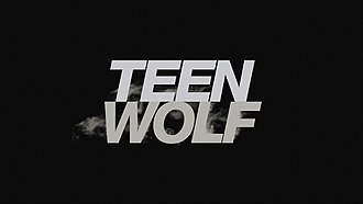 Teen Wolf (2011 TV series) - The title card from season one.