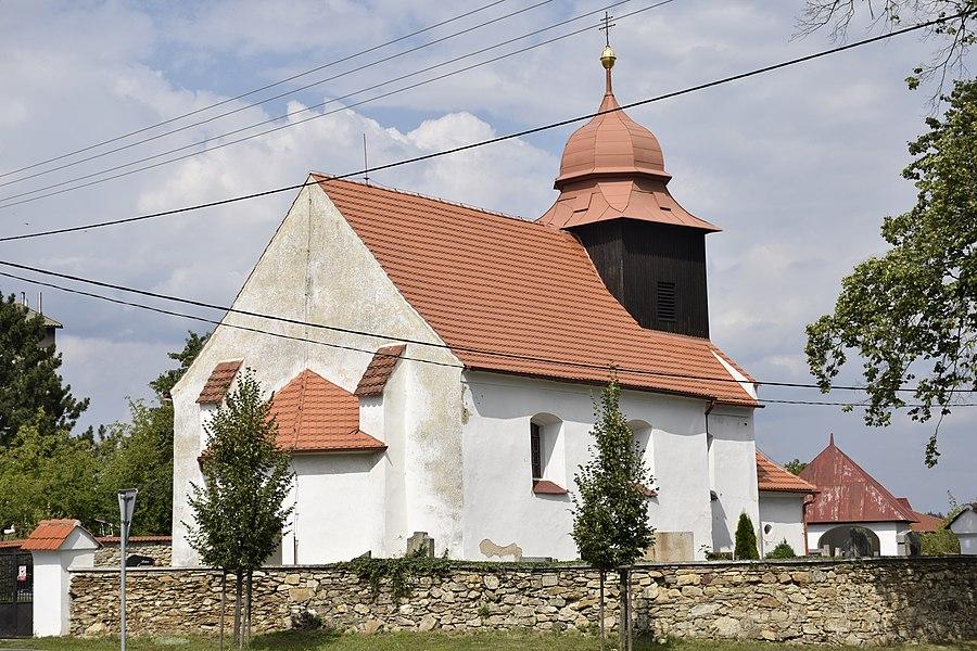 Tehov (Benešov District)