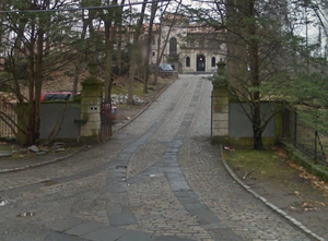 Hudson Hill, Bronx - A former estate on West 249th Street, today the dormitory of Yeshiva of Telshe Alumni