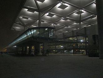 Málaga Airport - Terminal 3 Málaga Airport