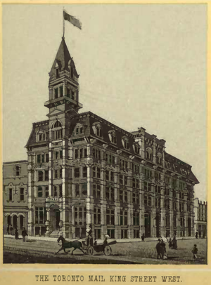 The Toronto Mail - Image: That Mail Building, Toronto 2