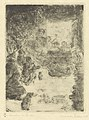 The Adoration of the Shepherds, print by James Ensor, 1888, Prints Department, Royal Library of Belgium, S. III 68835.jpg