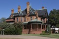 The Ball-Eddleman-McFarland House in Fort Worth, Texas, one of the best-preserved examples of Victorian architecture left in Texas LCCN2013650785.tif
