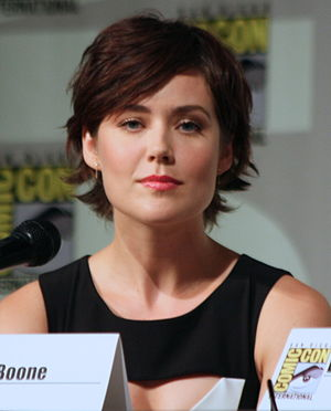 Megan Boone - Boone at the 2013 San Diego Comic-Con