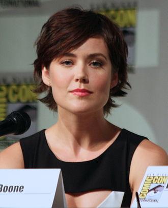 Megan Boone - Boone at the 2013 San Diego Comic-Con