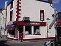 The Brasserie, 2 Queen Street, Morecambe, Lancashire, LA4 5EG - geograph.org.uk - 1235596.jpg