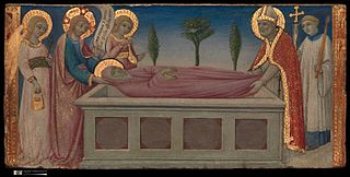 The Burial of Saint Martha