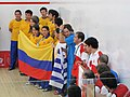 The Colombian Squash Team (4451144229).jpg