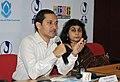The Director, National Film Archive of India, Shri Vijay Jadhav, briefing the Media on Film Digitization Programme, in IFFI-2010 at the media Center, Maquinez Palace, Panaji, in Goa on November 21, 2010.jpg