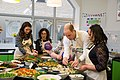 The Duke and Duchess Cambridge at Commonwealth Big Lunch on 22 March 2018 - 138.jpg