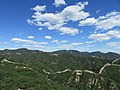 The Great Wall of China in a clear day at Badaling.jpg