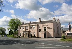 The Hamilton Arms, on the A6, Cabus - geograph.org.uk - 434624.jpg