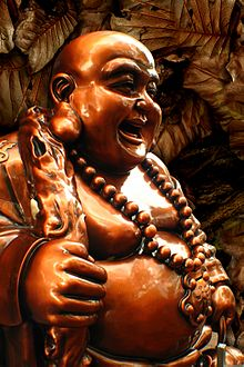 The Laughing & Lucky Buddha! A stroke of Luck! (413428647).jpg