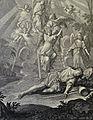 The Phillip Medhurst Picture Torah 149. Jacob's Dream. Genesis cap 28 vv 11&17. Caspar Luyken.jpg