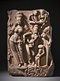 The River Goddess Yamuna and Attendants LACMA M.79.9.10.2a-b (4 of 12).jpg
