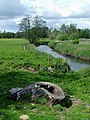 The River Penk, near Brewood, Staffordshire - geograph.org.uk - 1440851.jpg