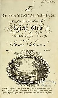 Scots Musical Museum cover