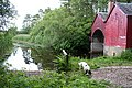 The boathouse at Loch of Blairs. - geograph.org.uk - 207576.jpg
