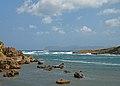 The coast near Chania. Crete, Greece.jpg