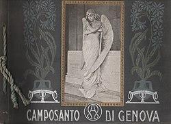 """The cover of """"Composanto Di Genova.jpeg"""