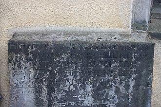 John Skene, Lord Curriehill - The grave of John Skene, Lord Curriehill, Greyfriars Kirkyard, Edinburgh