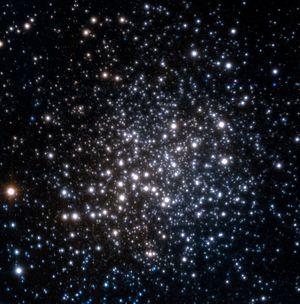 Millisecond pulsar - The stellar grouping Terzan 5