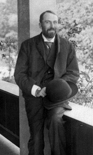 Theodore Sherman Palmer - Theodore Sherman Palmer.