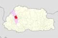 Thimphu Kawang Gewog Bhutan location map.png