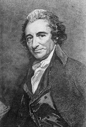 Thomas Paine.