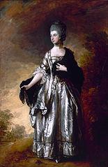 Isabella,Viscountess Molyneux, later Countess of Sefton