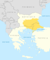 Thrace and present-day state borderlines-gr.png