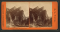 Three Brothers, 4,200 feet high from Merced River. Yo Semite Valley, California, by Pond, C. L. (Charles L.).png