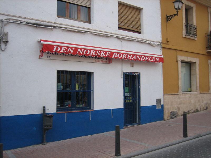File:Tienda de productos noruegos en Alfaz del Pi (Alicante).jpg