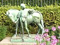 Tiergarten - Jung mit Pferd (Boy with Pony) - geo.hlipp.de - 29138.jpg