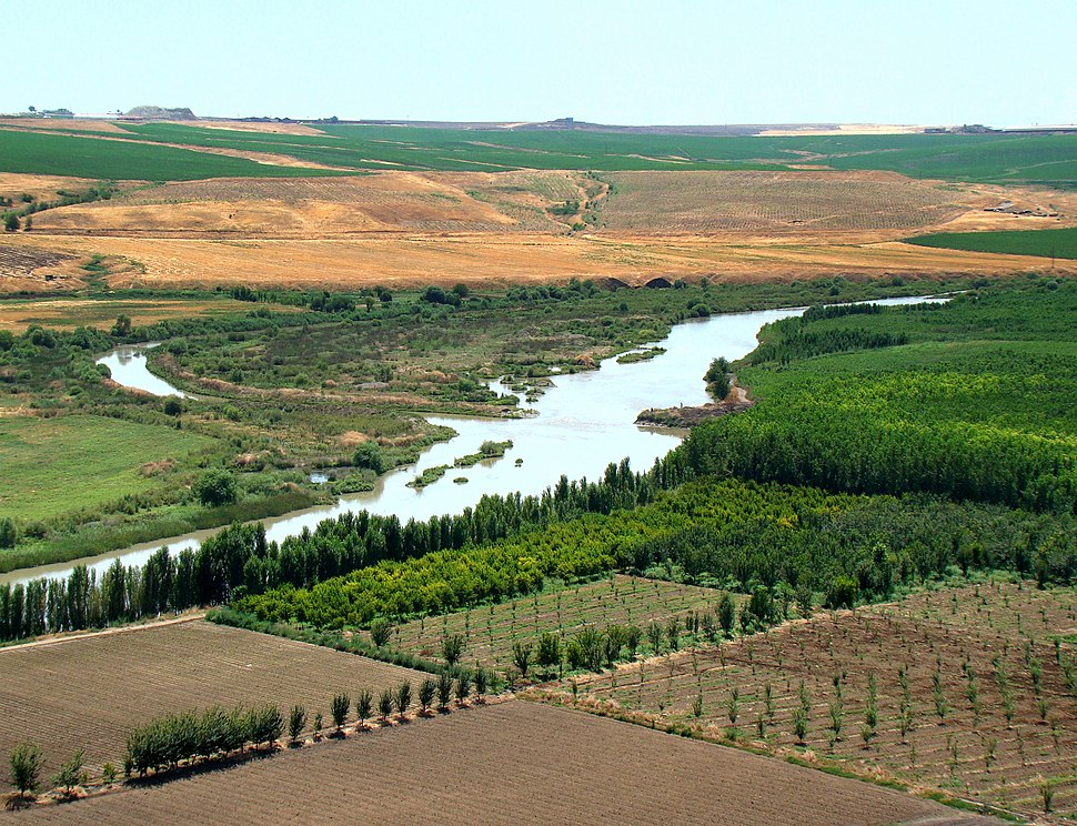 Tigris River At Diyarbakir