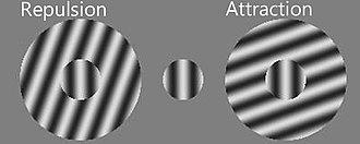 Visual tilt effects - Fig.1 The tilt illusion demo