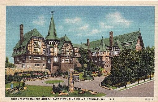 Time Hill,Cincinnati,Ohio,USA