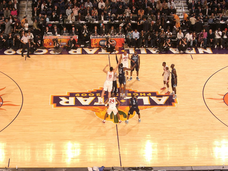 Tip Off 2009 NBA All Star Game