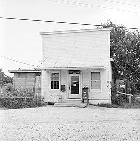 Title- (Missouri Pacific, U.S. Post Office at Von Ormy, Texas) (18231696392).jpg