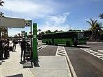 Titsa Bus Interchange Tenerife South.jpg