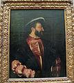 Tiziano, ritratto di francesco I di francia, 1539.JPG