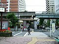Toei-I24-Nishidai-station-east-entrance.jpg