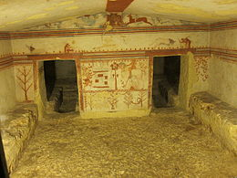Tomb of the Bulls back wall main chamber.jpg