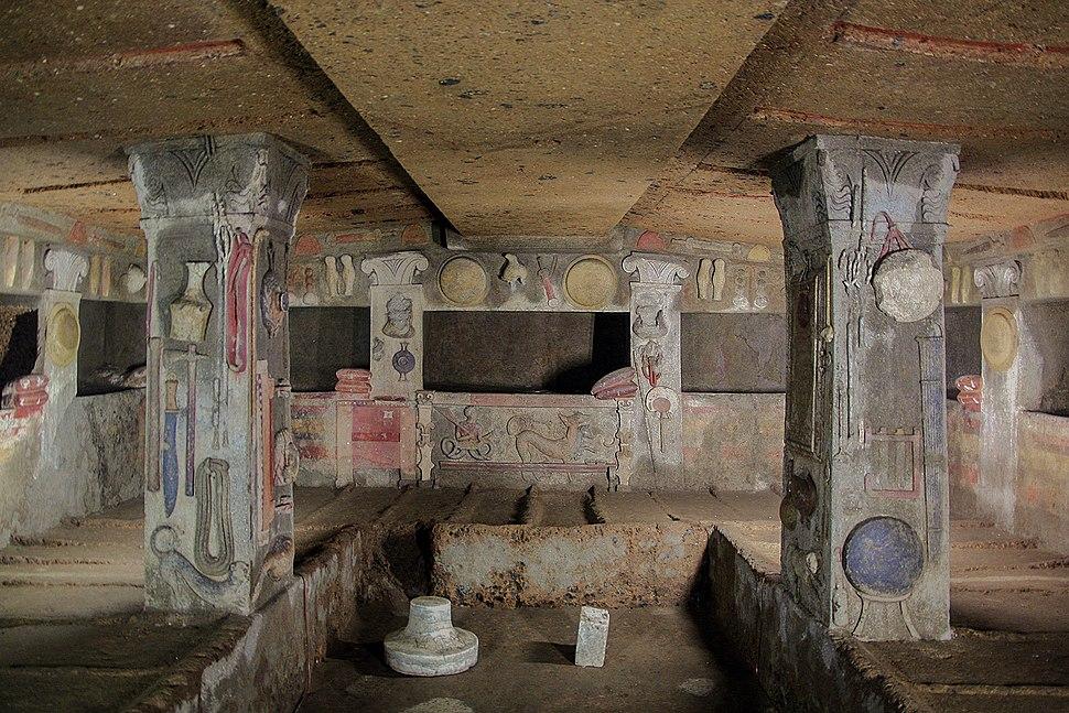 Tomba dei Rilievi (Banditaccia)